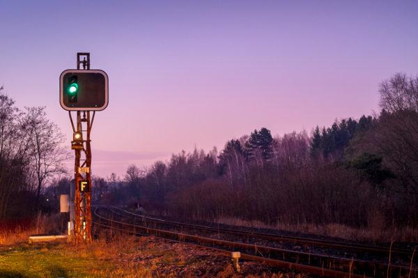 Souvenir d'un autre temps, celui de la signalisation BAL Est entre Blainville et Pont-St-Vincent. 11/2007