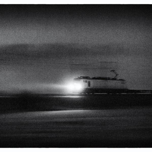 BB27000 VFLI en tête d'un train de conteneur à destination de l'Allemagne - Avril 2014