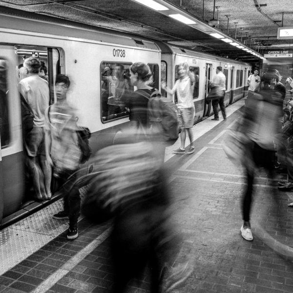 Boston, Park Street Station - 09/2017