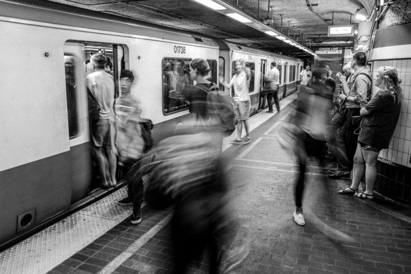 Boston, Park Street Station - 09/2017