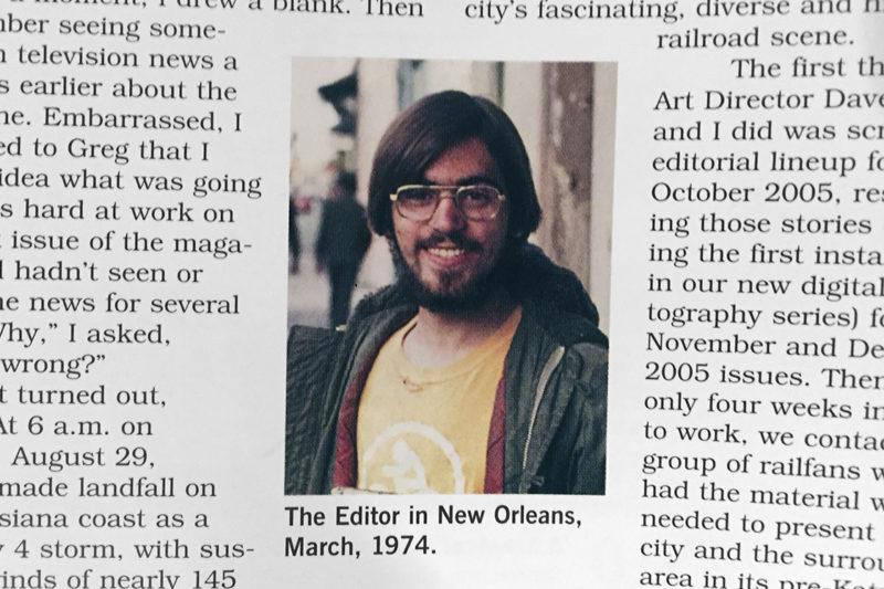 Paul D. Schneider, Rédacteur de la revue CTC Board Illustrated